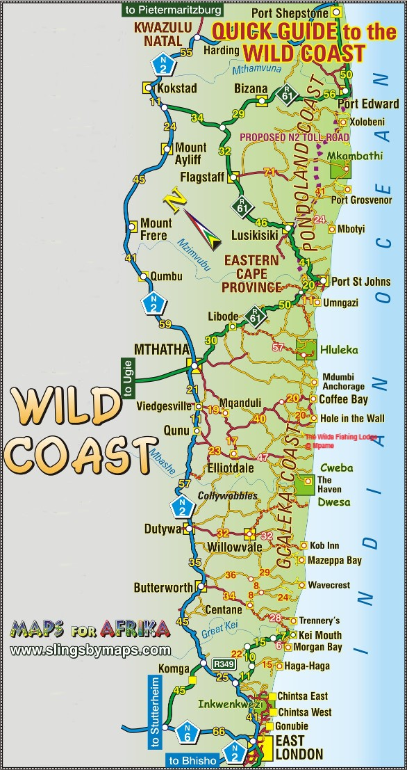 Quick guide Wildcoast